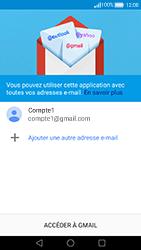 Huawei Nova - E-mail - Configuration manuelle (gmail) - Étape 14