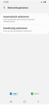 Samsung Galaxy A40 - Netwerk - gebruik in het buitenland - Stap 11