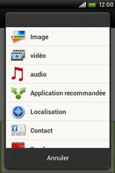 HTC A320e Desire C - MMS - envoi d'images - Étape 8