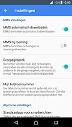Sony F5121 Xperia X - Android Nougat - MMS - probleem met ontvangen - Stap 9