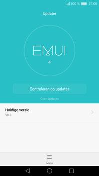 Huawei P9 Plus - Software update - update installeren zonder PC - Stap 9