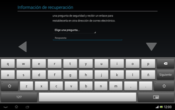 Sony Xperia Tablet Z - Aplicaciones - Tienda de aplicaciones - Paso 13