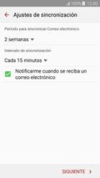 Samsung Galaxy J5 - E-mail - Configurar Yahoo! - Paso 6