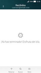 Huawei Y5 - E-mail - Configurar correo electrónico - Paso 22