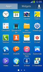 Samsung S7275 Galaxy Ace 3 - Bluetooth - koppelen met ander apparaat - Stap 5