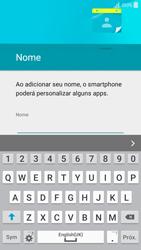 Samsung Galaxy A5 - Primeiros passos - Como ativar seu aparelho - Etapa 12