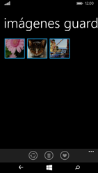 Microsoft Lumia 535 - Bluetooth - Transferir archivos a través de Bluetooth - Paso 6