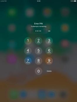 Apple Apple iPad Pro 9.7 - iOS 11 - Internet - Manual configuration - Step 17
