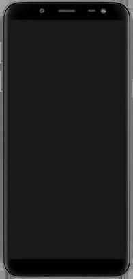 Samsung Galaxy J6 - Premiers pas - Découvrir les touches principales - Étape 2