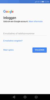 Huawei P Smart - E-mail - Handmatig instellen (gmail) - Stap 8