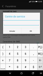 HTC Desire 626 - SMS - Configuration manuelle - Étape 9