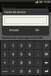 HTC A320e Desire C - SMS - Configuration manuelle - Étape 6