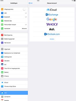 Apple ipad-pro-12-9-inch-met-ios10-model-a1652 - E-mail - Handmatig instellen - Stap 6