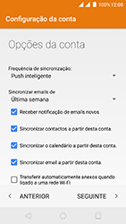 Wiko Fever 4G - Email - Adicionar conta de email -  10