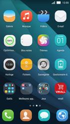 Huawei Y5 - E-mail - Configuration manuelle - Étape 3