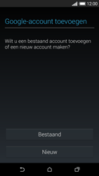 HTC Desire 610 - Applicaties - Account aanmaken - Stap 4