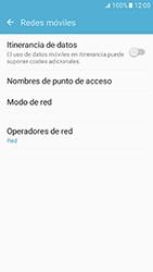 Samsung Galaxy J5 (2016) - Mensajería - Configurar el equipo para mensajes multimedia - Paso 5