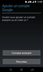 Sony Xpéria E1 Dual - Premiers pas - Créer un compte - Étape 13