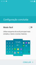 Samsung Galaxy J3 (2016) - Primeiros passos - Como ligar o telemóvel pela primeira vez -  14