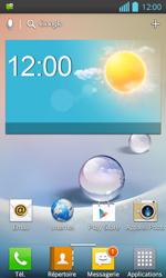 LG P710 Optimus L7 II - Paramètres - Reçus par SMS - Étape 3