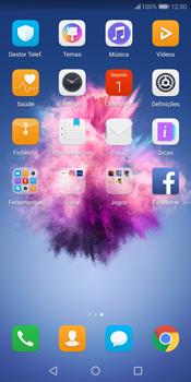 Huawei P Smart - Segurança - Como ativar o código de bloqueio do ecrã -  3