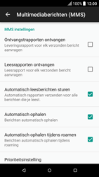 HTC One A9 - Android Nougat - MMS - probleem met ontvangen - Stap 9