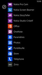 Nokia Lumia 1520 - E-mail - Configurer l
