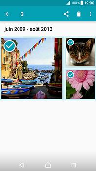 Sony Xperia XA1 Ultra - Photos, vidéos, musique - Envoyer une photo via Bluetooth - Étape 11