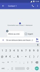 Nokia 3 - Mms - Envoi d