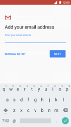 Nokia 5 - Email - Manual configuration - Step 9