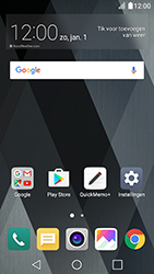 LG K10 (2017) (M250n) - Software updaten - Update installeren - Stap 2