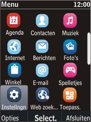 Nokia C2-05 - Bellen - in het buitenland - Stap 3