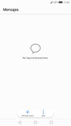 Huawei P10 - Mensajería - Configurar el equipo para mensajes de texto - Paso 4