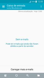 Samsung Galaxy A5 - Email - Adicionar conta de email -  4