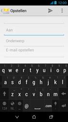 HTC Desire 310 - E-mail - E-mails verzenden - Stap 6