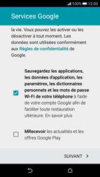HTC Desire 626 - Premiers pas - Créer un compte - Étape 27