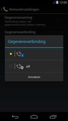 Acer Liquid Jade - Internet - Aan- of uitzetten - Stap 7