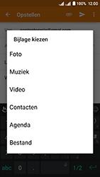 Acer Liquid Z6 Dual SIM - E-mail - Hoe te versturen - Stap 10