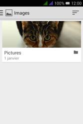 Alcatel Pixi 3 Dual Sim - E-mails - Envoyer un e-mail - Étape 15
