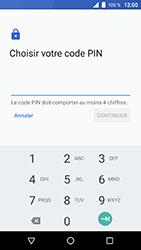 Wiko WIM Lite - Sécuriser votre mobile - Activer le code de verrouillage - Étape 7