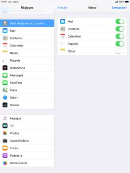 Apple ipad-mini-2-ios-12 - E-mail - Configurer l