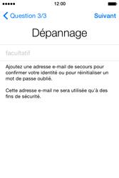 Apple iPhone 4S (iOS 8) - Premiers pas - Créer un compte - Étape 28