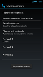 Acer Liquid S2 - Network - Usage across the border - Step 11