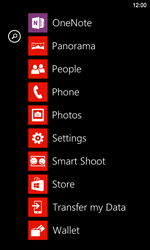 Nokia Lumia 920 LTE - MMS - Manual configuration - Step 3