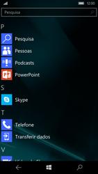 Microsoft Lumia 950 - Chamadas - Como bloquear chamadas de um número -  3