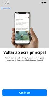 Apple iPhone XR - Primeiros passos - Como ligar o telemóvel pela primeira vez -  28