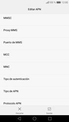 Huawei P9 Lite - Internet - Configurar Internet - Paso 15