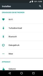 Alcatel A3 - wifi - handmatig instellen - stap 4