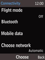 Nokia 216 - Mms - Manual configuration - Step 5
