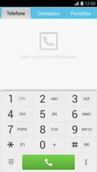 Huawei G620s - Chamadas - Como bloquear chamadas de um número -  3